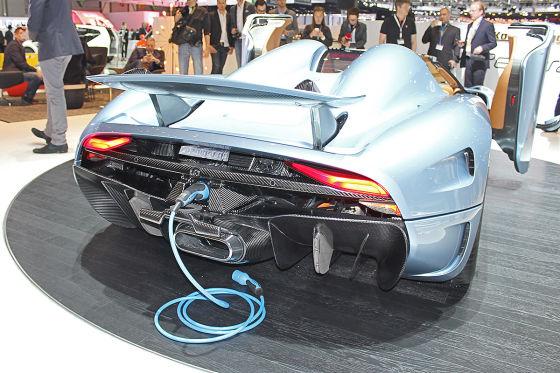 Das stärkste Serienauto der Welt?