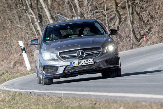 Mercedes CLA 45 AMG SB