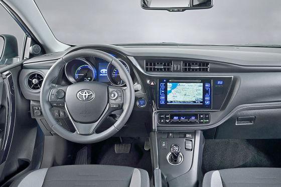 Toyota Auris Facelift (Genf 2015): Vorstellung