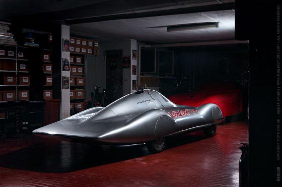 Abarth Monoposto da Record Pininfarina