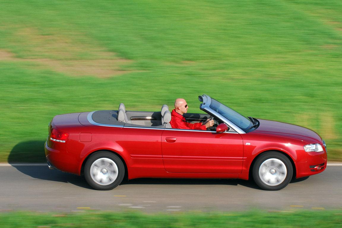 Cabrios - Tops und Flops beim TÜV