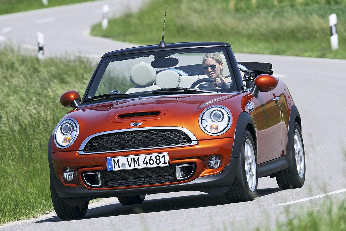 Cabrios Tops Und Flops Beim Tüv Bilder Autobildde