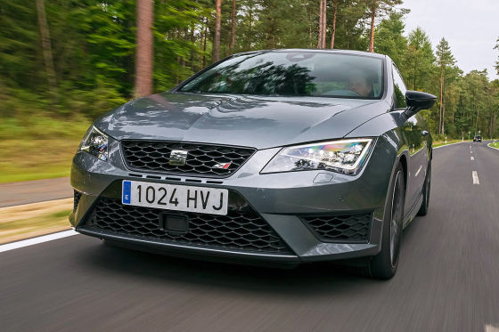 Seat Leon Cupra 280 Performance