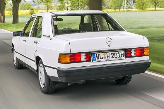 Mercedes 190 (W 201)