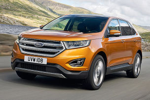Neues vom Ford Edge