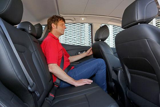 Erste Fahrt im Renault Kadjar