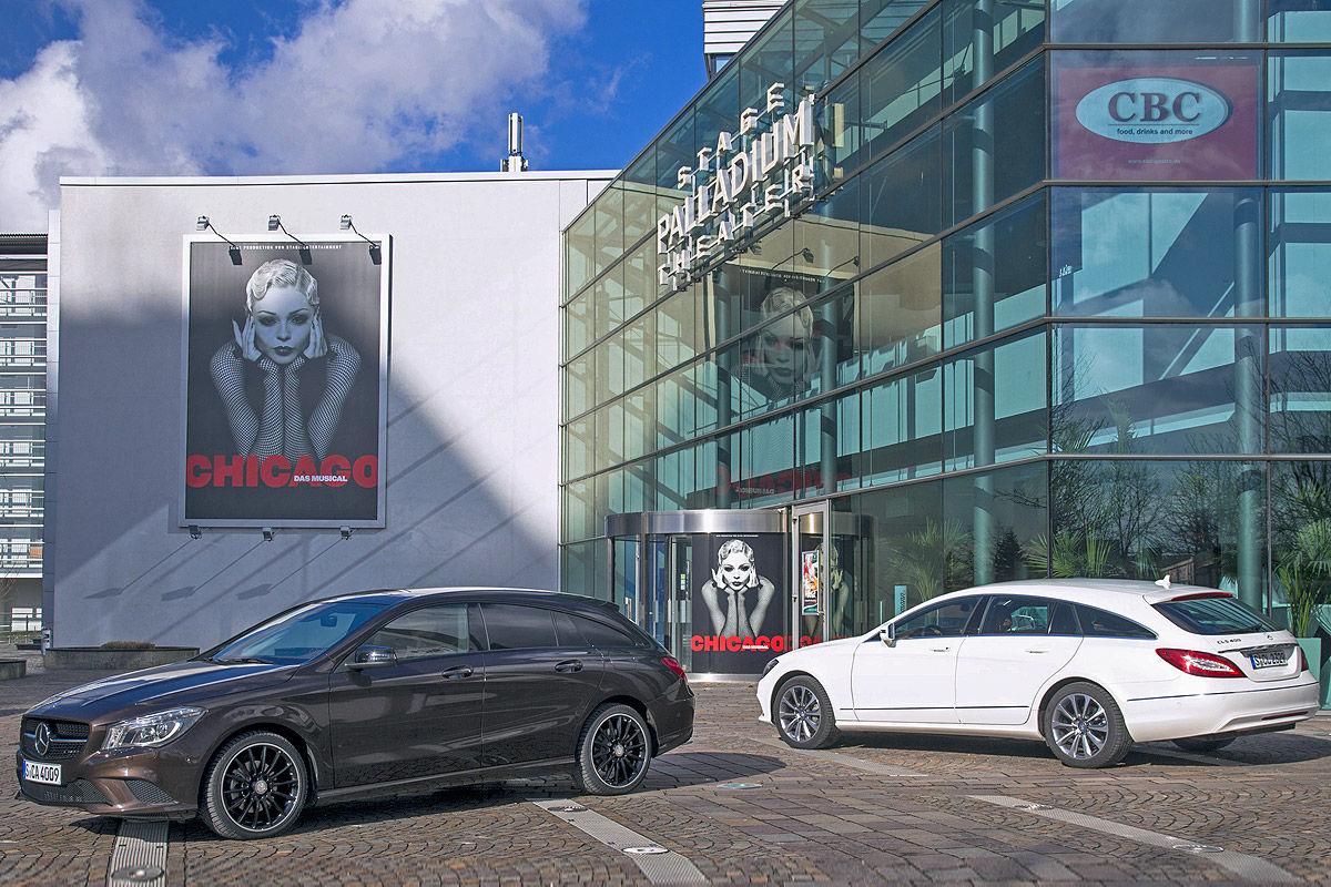 Mercedes CLA Shooting Brake: Fahrbericht