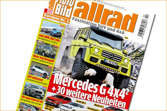 AUTO BILD ALLRAD 4/2015