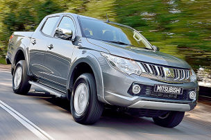 Mitsubishis neuer Pick-up