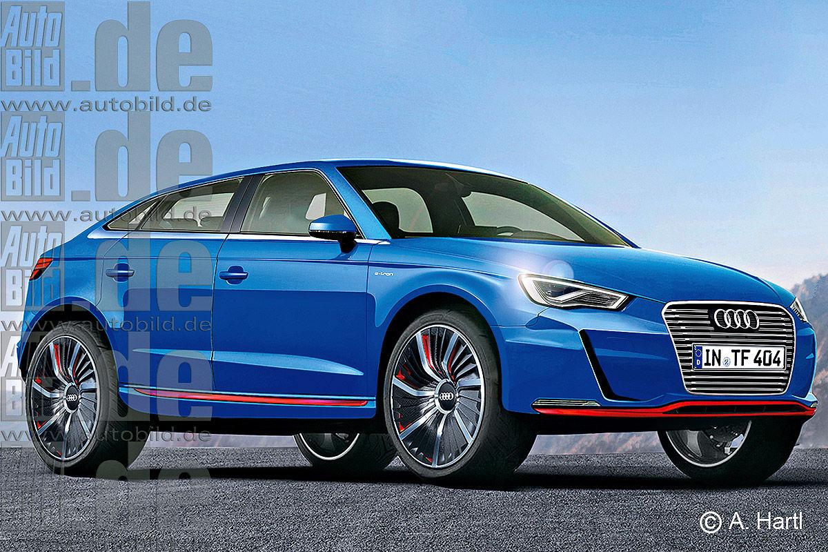 Audi Q6 E Tron Und Weitere Audi Neuheiten Bilder