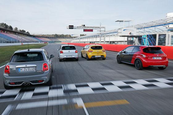Überraschung für den neuen Polo GTI