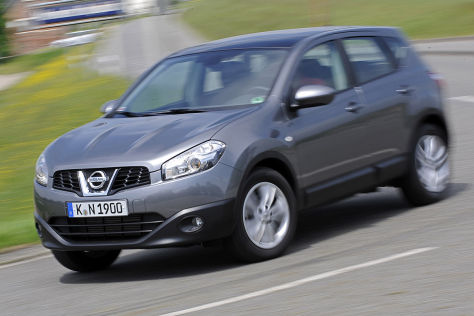 Rückruf: Nissan Qashqai / NV 200