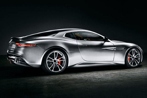 Aston Martin Thunderbolt von Henrik Fisker