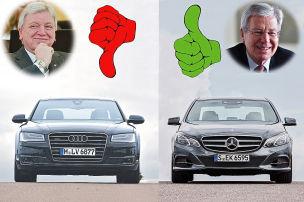 Politiker: Wer fährt was?