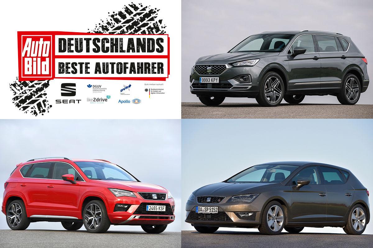Deutschlands beste Autofahrer 2019: Das Regelwerk