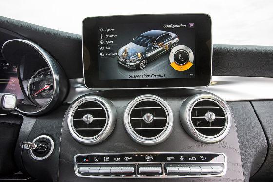 Mercedes C 350 e Plug-in