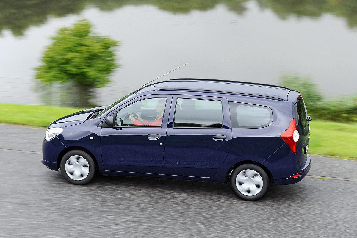 Dacia Lodgy 1.6 MPI