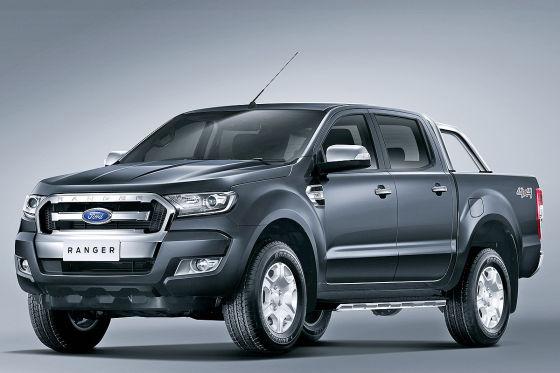Ford Ranger (Facelift 2016): Vorstellung - autobild.de