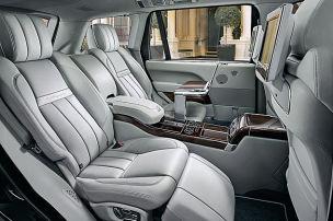 Der Maybach von Land Rover