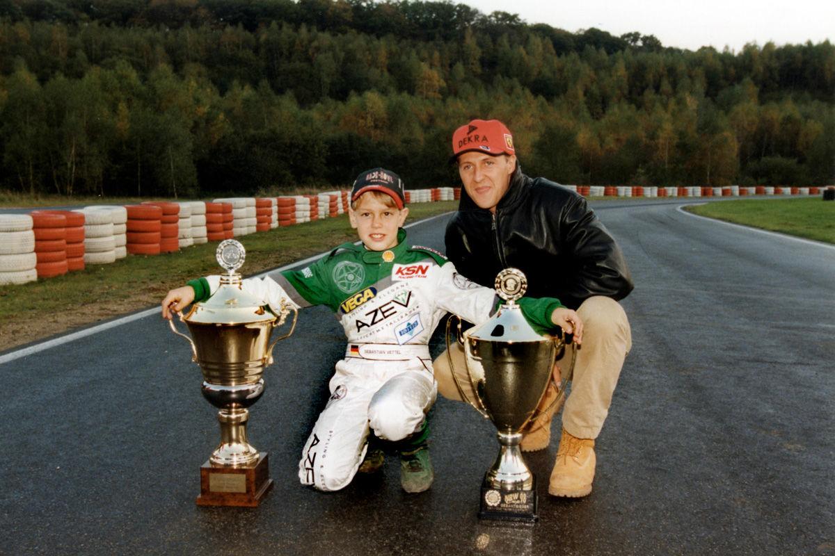 Sebastian Vettel Karriere