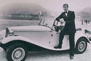 Die Autos von James Bond