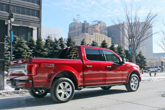 Ford F-150 V8 4x4