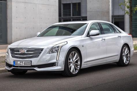 Cadillac CT6 (2016): Vorstellung und Preis - autobild.de