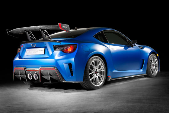 Subaru STI Perfomance Concept