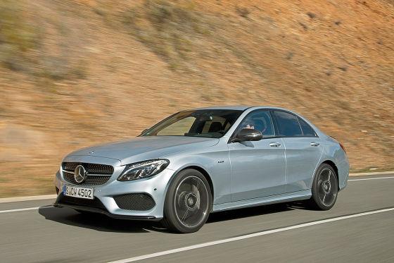 mercedes-benz c-klasse: neue modelle, alle preise - autobild.de