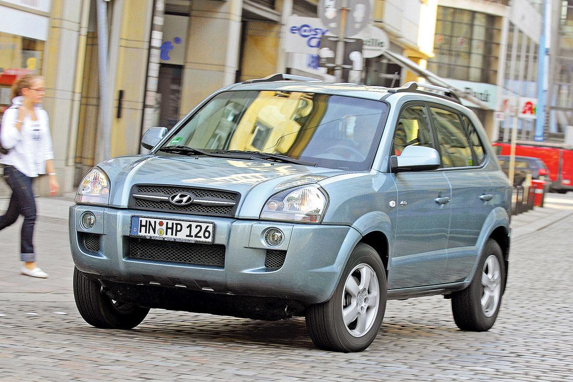 SUVs: Die Verlierer beim TÜV