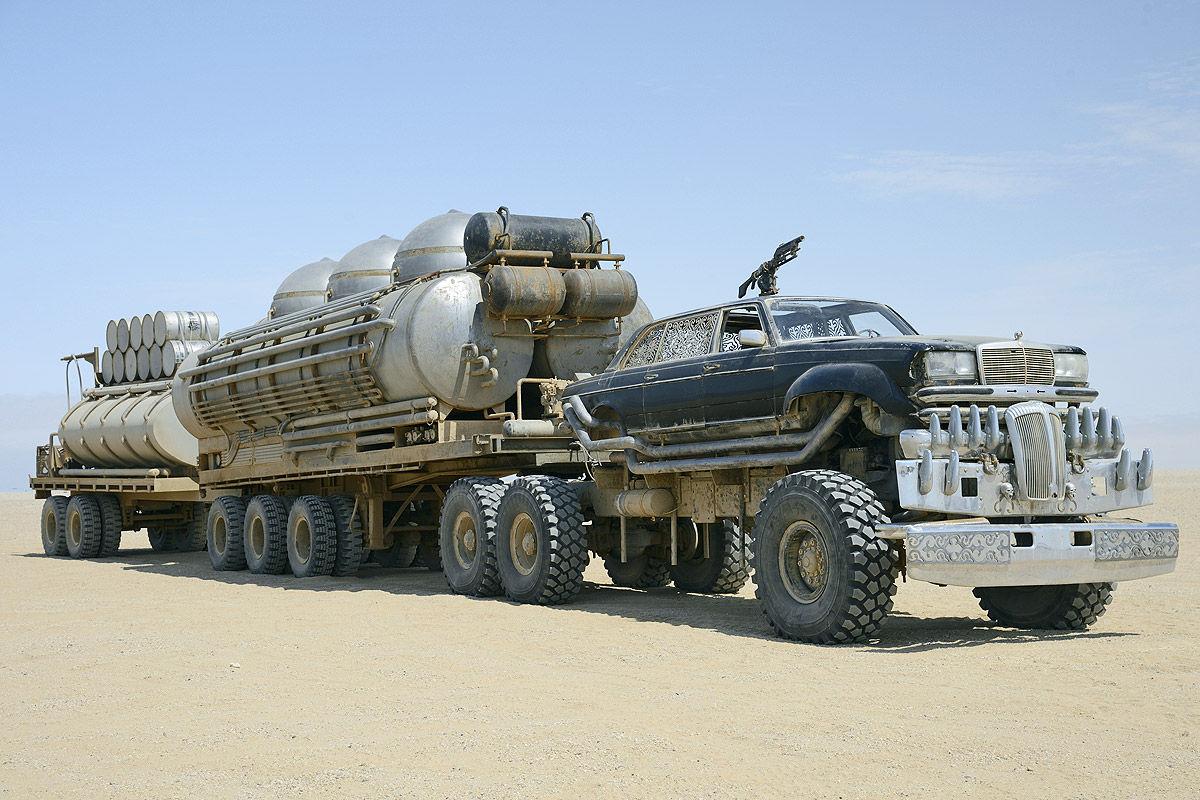 Mad Max: Fury Road: People Eater