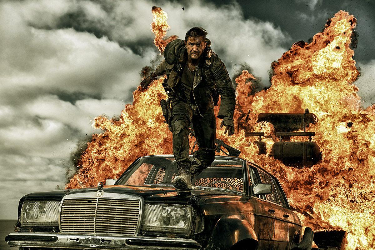 Mad Max: Fury Road – die Autos