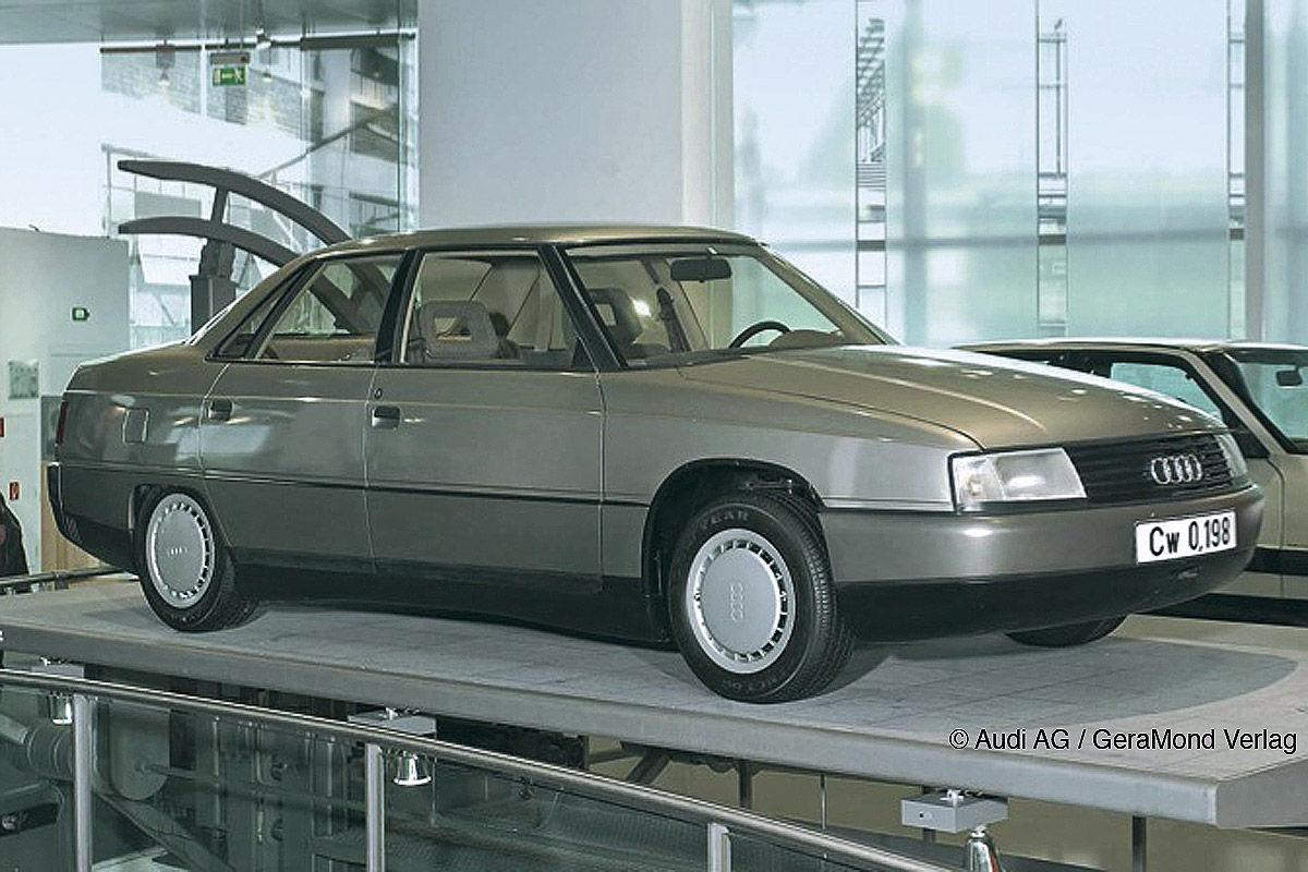 Audi 80 cW-Studie (1980)