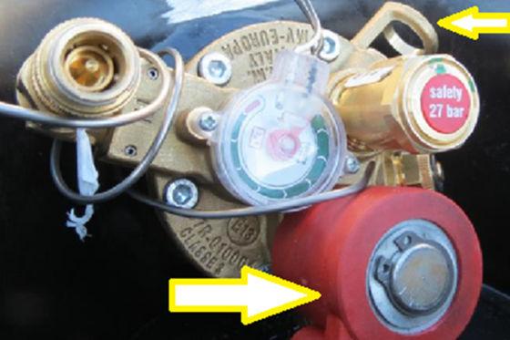 R 252 Ckruf 214 Ffentliche Warnung Des Kba Vor Autogas Ventilen