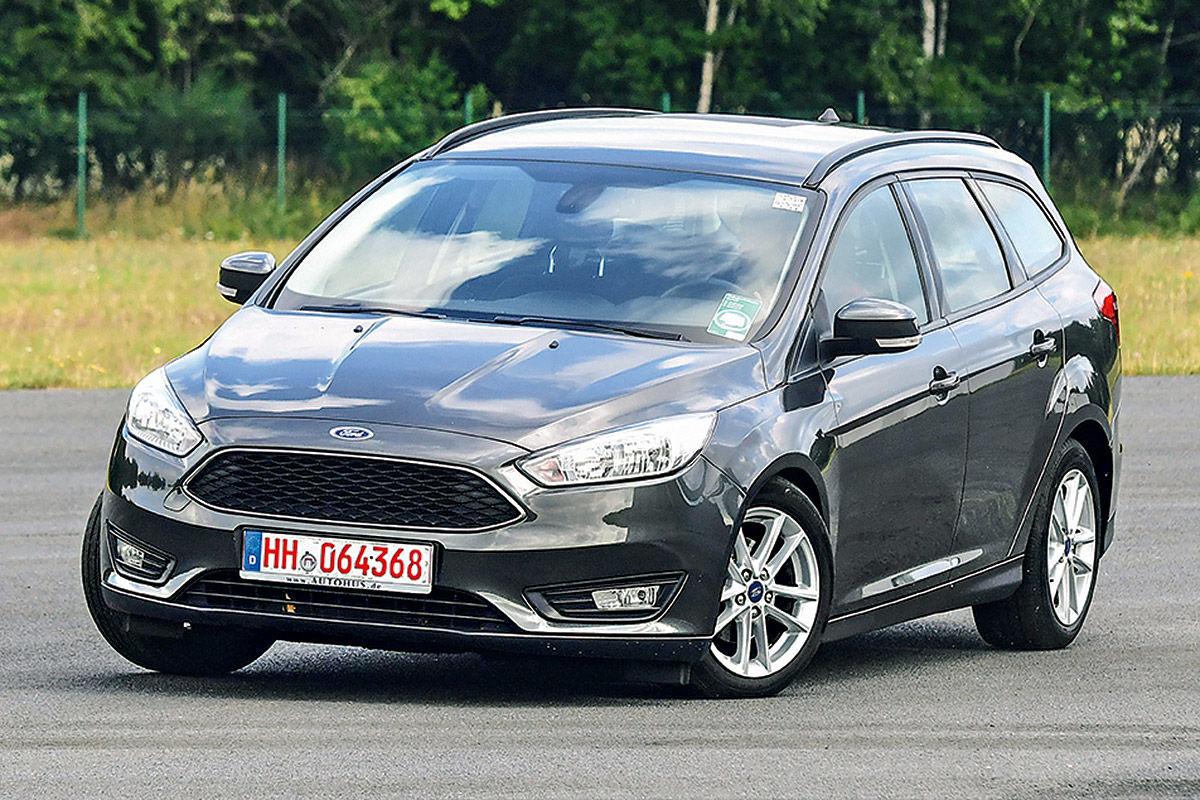 Gebrauchter Ford Focus im Test