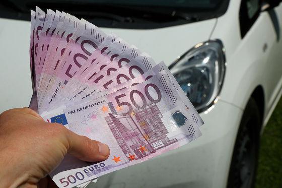 Mit dem Autokredit in die Schuldenfalle