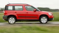 Skoda Yeti: Gebrauchtwagen-Test