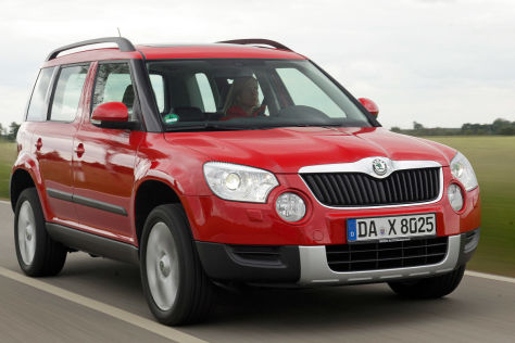 skoda yeti gebrauchtwagen test. Black Bedroom Furniture Sets. Home Design Ideas