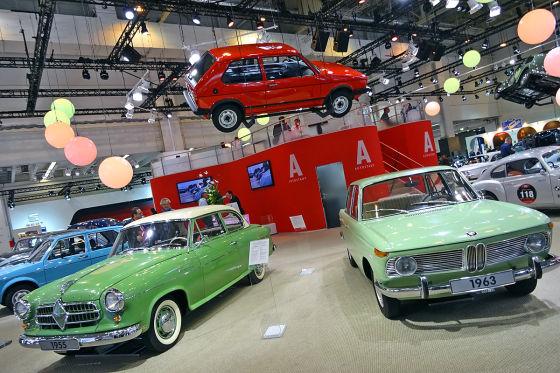 Borgward, BMW und Golf 1