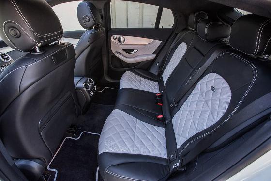 mercedes glc 250 4matic coup 2016 im test fahrbericht. Black Bedroom Furniture Sets. Home Design Ideas