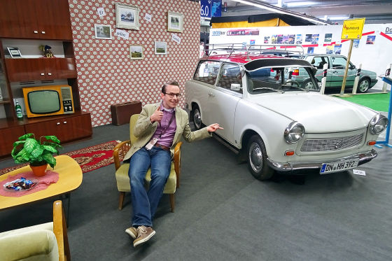 Trabant aus Köln