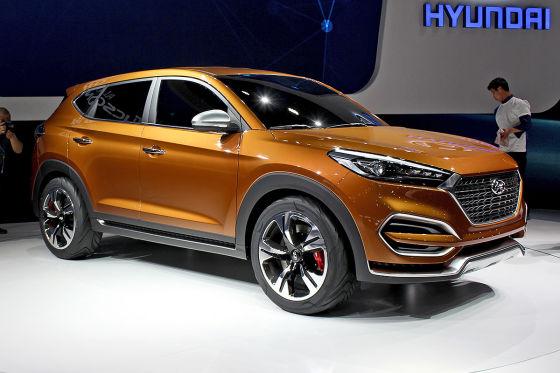 Hyundai Tuscon Concept