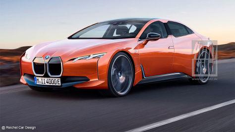 BMW i4 (2021): Vorschau, Technik, Reichweite