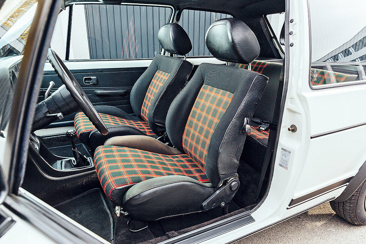 VW Golf I GTI 1980