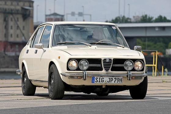 Alfetta 2000 Berlina
