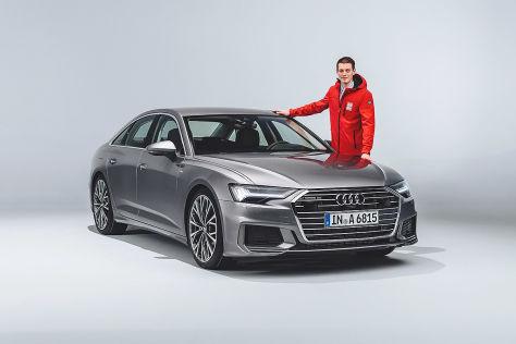 Audi A6 C8 2018 Test Avant Kombi 4g Als Gebrauchter Autobild De