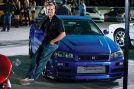 """Das Stuntauto aus dem ersten """"Fast & Furious""""-Film  ein Toyota Supra von 1993 mit 220 PS wird jetzt versteigert"""