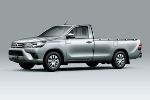 Toyotas neuer Pick-up