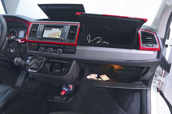VW T6 Cockpit
