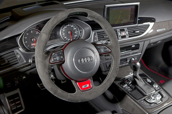 Abt Audi RS 6-R Facelift